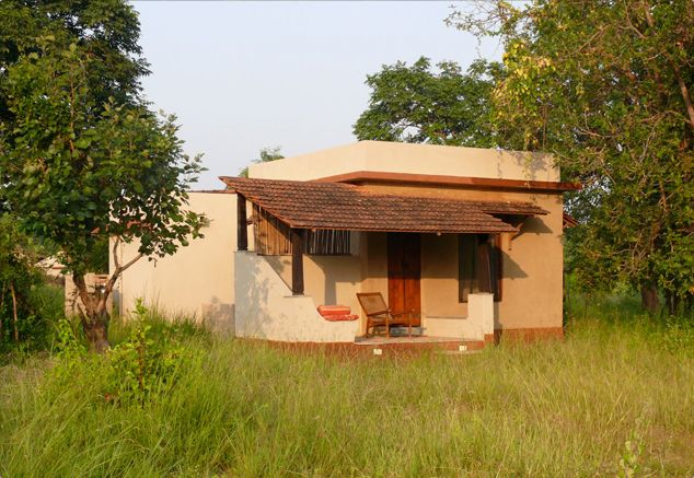 Forsyth Lodge, Satpura, Madhya Pradesh Charming cottages inspired by local village homes sprinkled over 44 acres of an amazing jungle