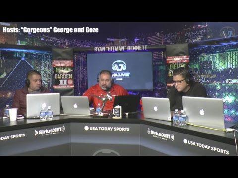 MMA Paul Felder, Ricardo Lamas and Glover Teixeira are on today's show