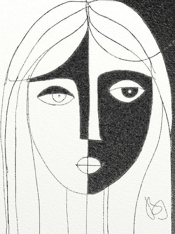 Girl variations 2.by BI