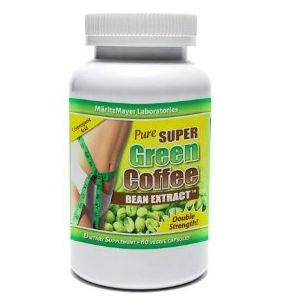 Coffee Bean Extract TM 800mg  extract - $12.95 Pure Super Green Coffee Bean Extract TM 800mg of coffee extract   60 capsules; 30 day supply  