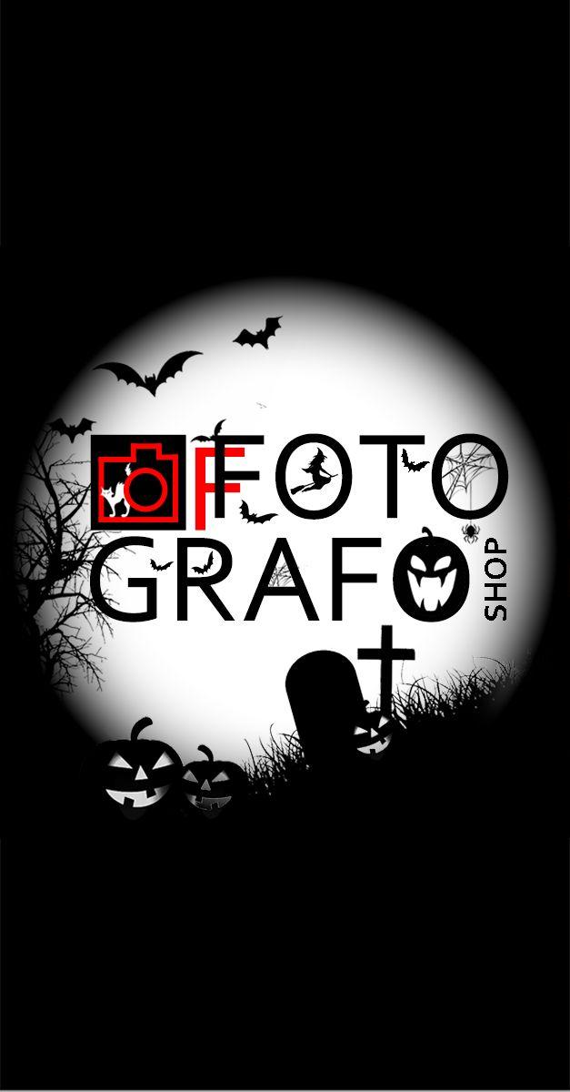 Halloween na ffotografo shop | Equipamento fotográfico e vídeo. http://ffotografoshop.net