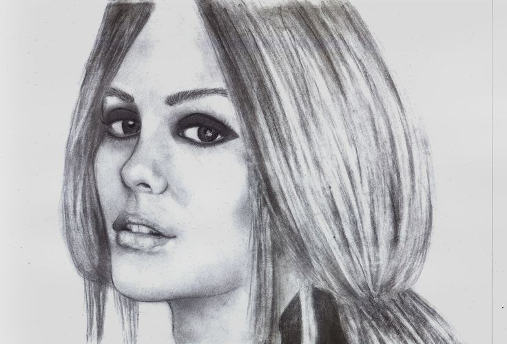Leighton Meester by Nanabananaa.deviantart.com on @DeviantArt