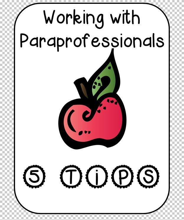 Mrs. H.'s Resource Room: Sped Summer Blog Hop: Week 4 Working with Paraprofessionals