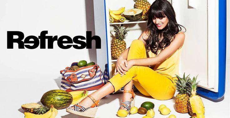 Calzado verano 2016: Refresh, Lotusse, Clarks - http://www.bezzia.com/calzado-verano-2016-refresh/