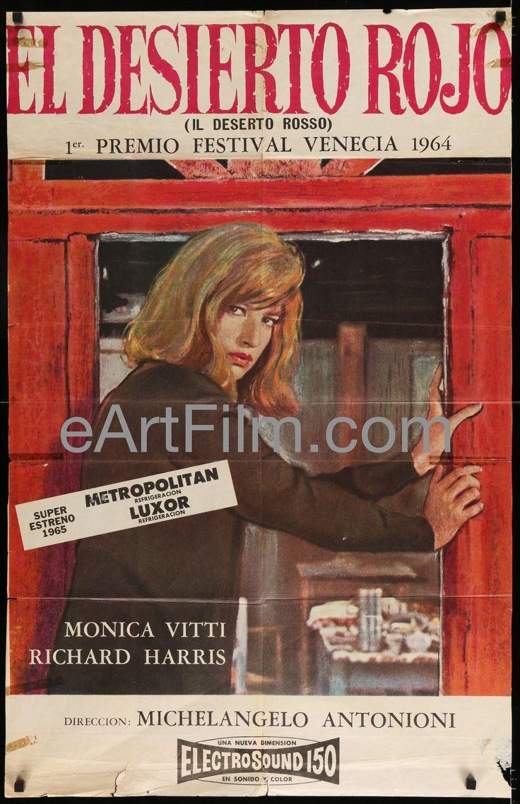 Red Desert-Il Deserto Rosso-Antonioni-Monica Vitti-R70-1964-28x43
