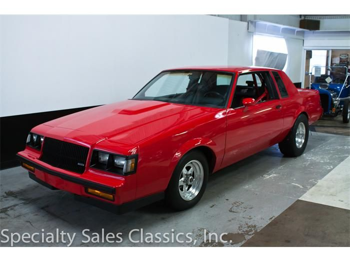1987 Buick Regal Photo Gallery - ClassicCars.com & Hemmings Motor News