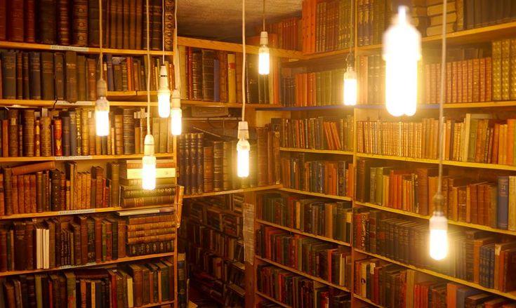 librerie edimburgo scozia libri armchairs books