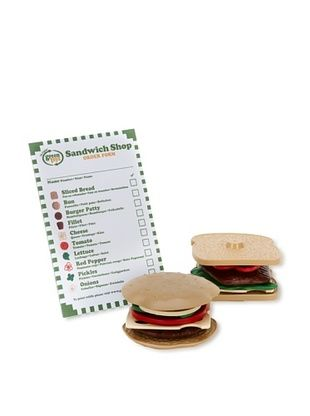 24% OFF Green Toys Sandwich Shop