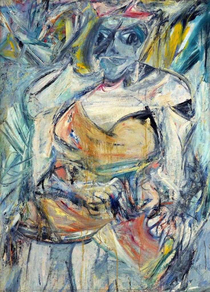de Kooning / Woman II