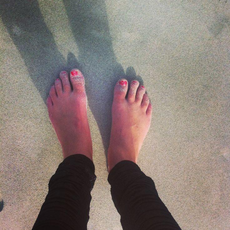 Summer feet!