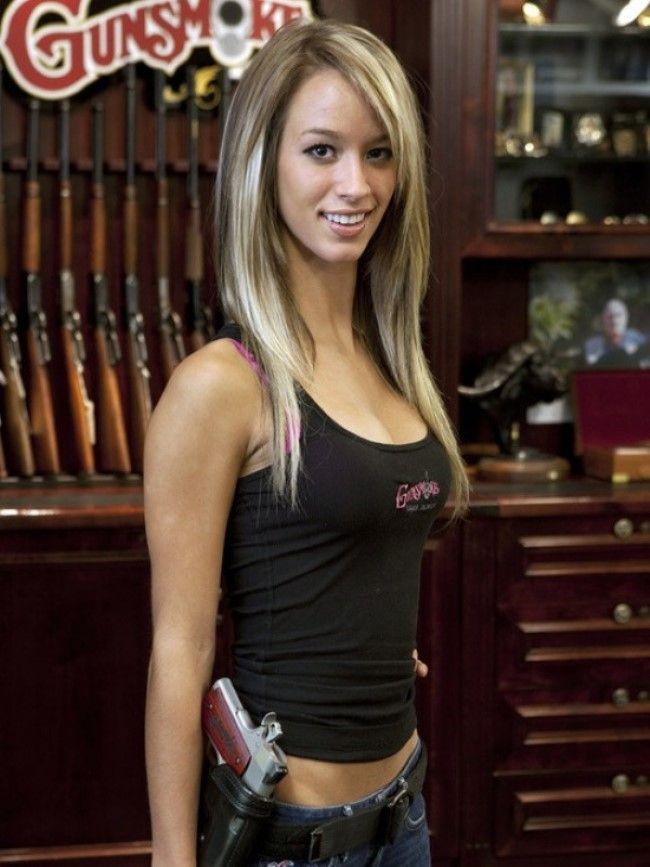 Paige Wyatt y sus armas 6