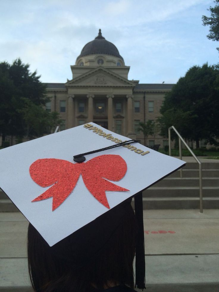 I graduated from Southeast Missouri State University (SEMO 2015). The two main organizations I took part in were cheer and the Public Relations Student Society of America (PRSSA) so they were featured on my cap. #Graduation #Cap #Decorations #Senior #Cheer #Cheerleading #PublicRelations #PR #publicrelationsgraduationcap