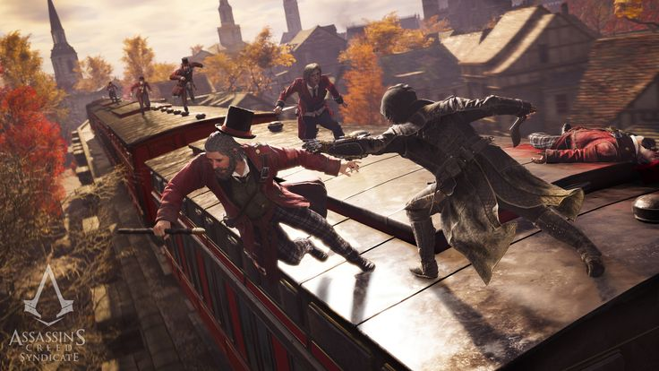 Assassins Creed Syndicate PC Game Images