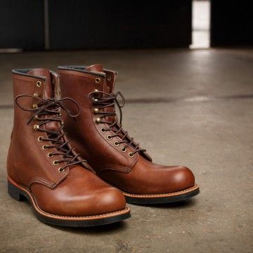 red wing vs timberland work boots