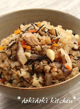 具沢山♡炊き込みひじきご飯 by oNACHIKOo [クックパッド] 簡単おいしいみんなのレシピが260万品