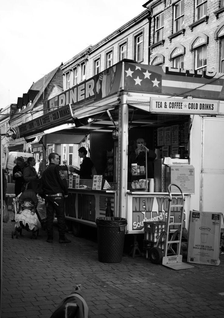 Huddersfield market