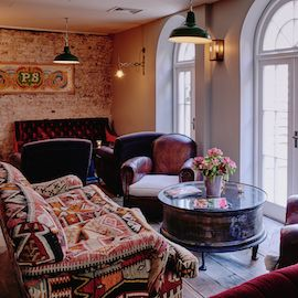 Artist Residence London a small boutique hotel in Pimlico http://artistresidencelondon.co.uk