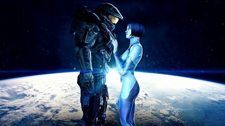 Cortana in 2020 master chief and cortana cortana halo