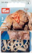 Prym Fur Coat Hook & Eye Fasteners