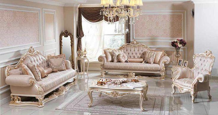 Best 25 Antique Style Formal Sofa Sets Images On