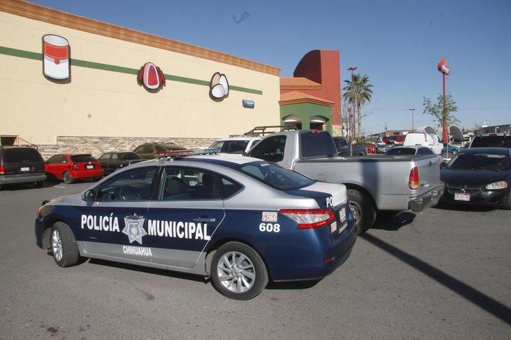 Asalto de película 4 sujetos armados se roban millón y medio de una tienda AlSuper   El Puntero