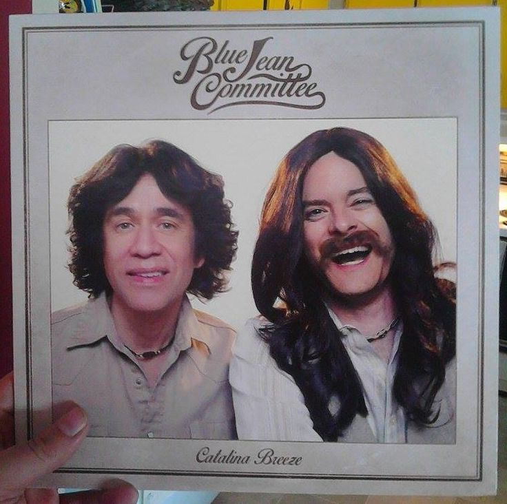 Fred Armisen & Bill Hader The Blue Jean Committee Catalina Breeze (Documentary Now) On Vinyl