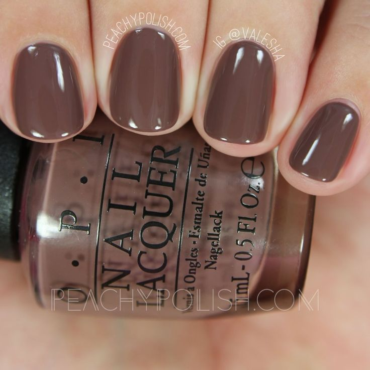 OPI Squeaker Of The House | Fall 2016 Washington D.C. Collection | Peachy Polish