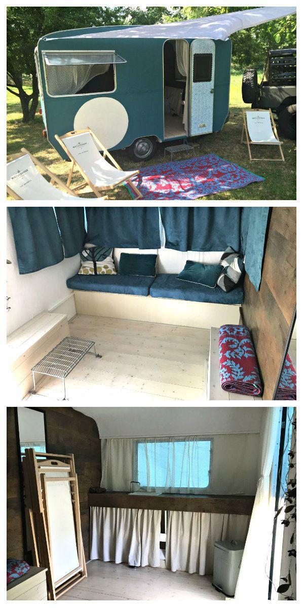 les 25 meilleures id es de la cat gorie relooking caravane sur pinterest relooking de caravane. Black Bedroom Furniture Sets. Home Design Ideas