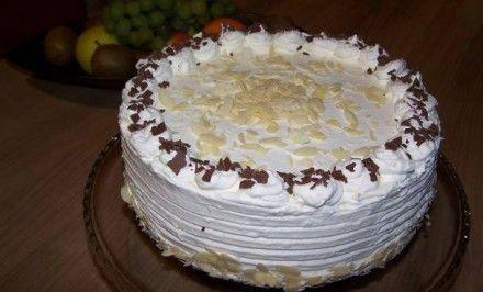 Nepečena torta Malakoff - Báječné recepty