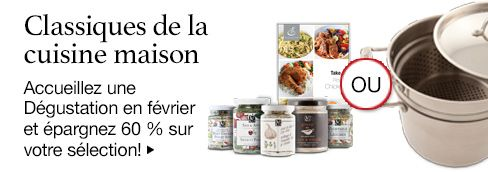 Avantages hôtesses  Epicure Selections Consultant Website > Monthly Special (fr-CA)