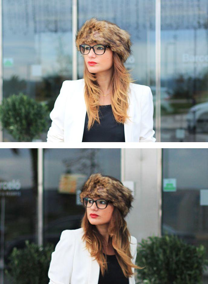 Nuria sabe que en Alain Afflelou hay gafas para cada ocasión del día ;)