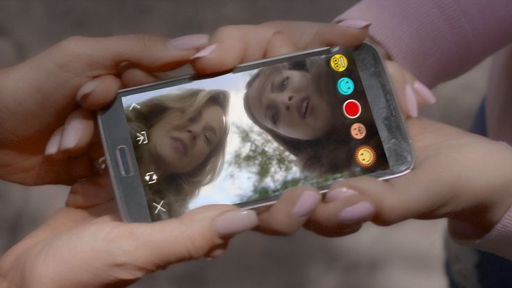 Elizabeth Gillies and Julie Benz star in this upcoming summer blockbuster that revives the classic body-swap movie trope and replaces it with a popular selfie app!