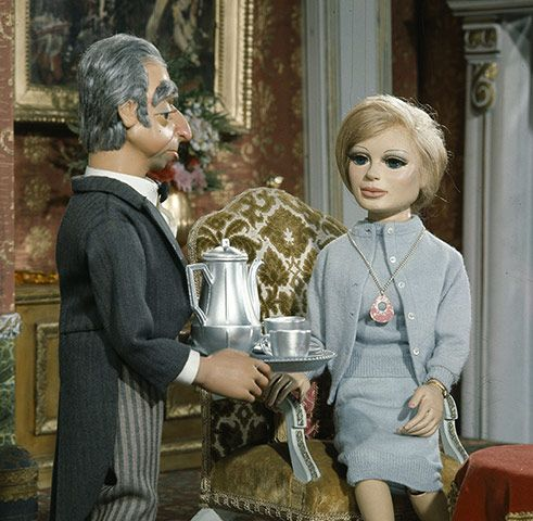 Thunderbirds. Lady Penelope