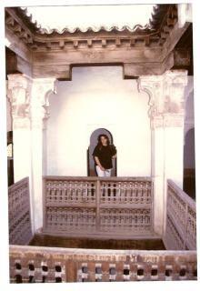 Marocco - Marrakech - Medersa di Ben Youssuf - agosto 1997