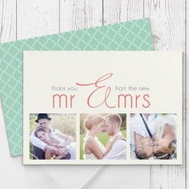 wedding thank you cards printed on double sided card australia peach perfect stationery