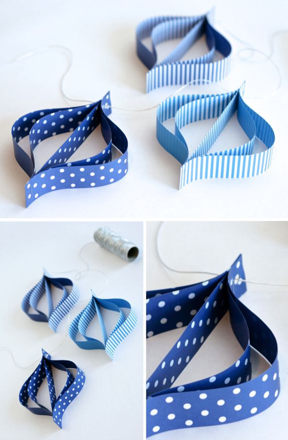 dreidel garland | Paper Dreidel Garland for Hanukkah | Paging Supermom  - repinned by @PediaStaff – Please Visit  ht.ly/63sNt for all our pediatric therapy pins