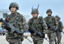 What do you think about South Korea's military conscription?