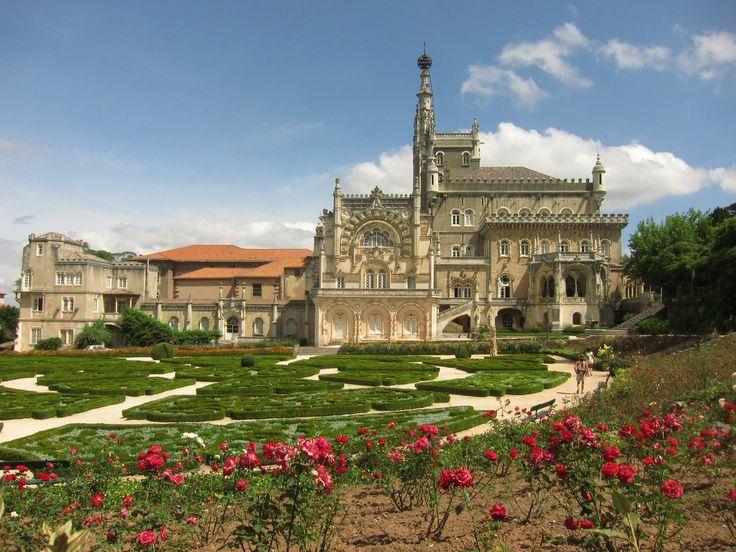 Palacio de Buçaco - Portugal