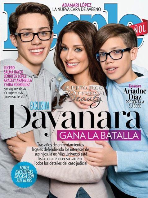 Miss Universe 1993, Dayanara Torres, junto a sus hijos Christian y Ryan, para la portada de abril de la revista People En Español. #MissUniverse #MissUniverso #DayanaraTorres #DayanaraTorresDelgado #MissUniverse1993 #MissUniverso1993 #MissPuertoRico #ChristianMuñiz #RyanMuñiz #MarcAnthony