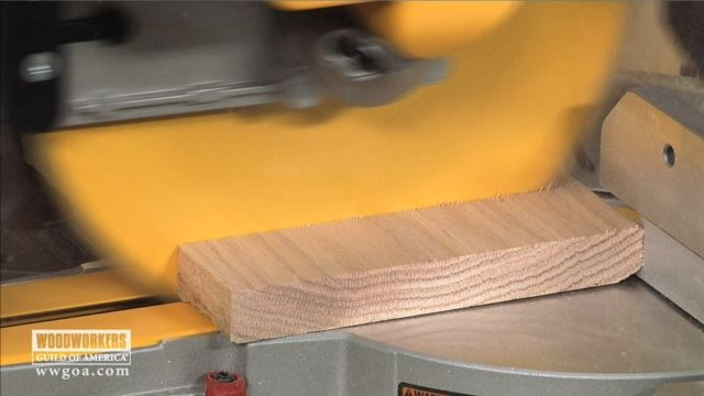 Whether you have a standard miter saw, or a compound miter saw, we have all the tips and techniques you need! Our videos will help you learn how to use the miter saw the right way and bring you to the next level. #WWGOA