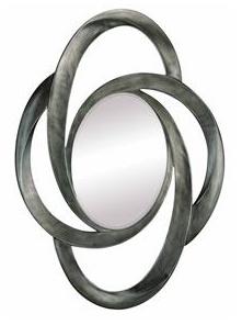 Stein World Accessories Jaxson Spiral Wall Mirror 75845 at Hickory Furniture Mart