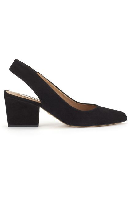 The Slingback Block HeelThe mid-heel and slingback are details your arches will sincerely appreciate. Shop even more comfy shoes here.  #refinery29 http://www.refinery29.com/conservative-office-clothes#slide-6