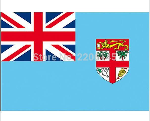 Cheap flag retail, Buy Quality grommet sizes directly from China flag cufflinks Suppliers: Fiji national flag 3ftx5ft banner flag 100D Polyester Flag metal Grommets 90x150cm High quality