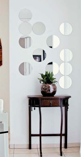 Canto da sala projetada por Carla Prado Dadazio.