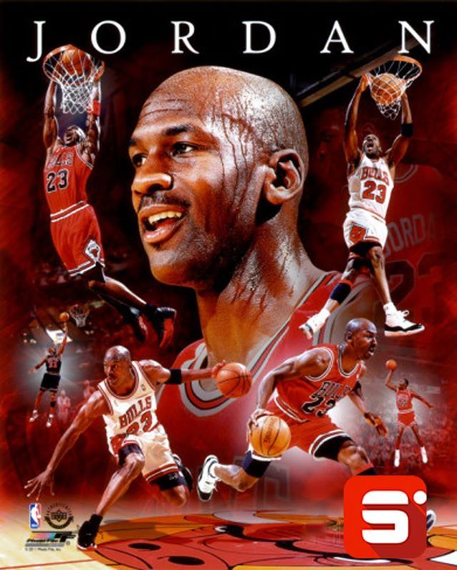 """Your weekly dose of inspiration –  """"I've missed more than 9000 shots in my career. I've lost almost 300 games. 26 times, I've been trusted to take the game winning shot and missed. I've failed over and over and over again in my life. And that is why I succeed."""" – Michale Jordan   #Sportido #michalejordan #whatinspireus #basketball"""