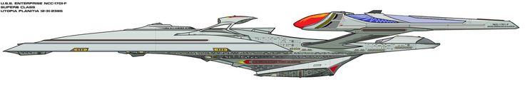 USS Enterprise NCC 1701 F