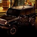 """Jeep Wrangler """"Dragon"""" al Salone di Pechino 2012"""