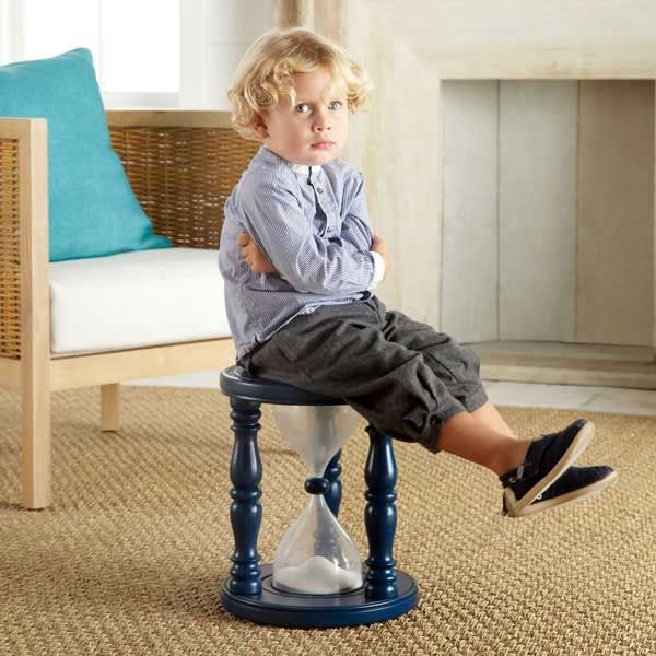 Time out stool