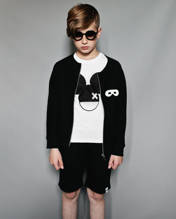 Beau Loves ss16 holiday black mickey