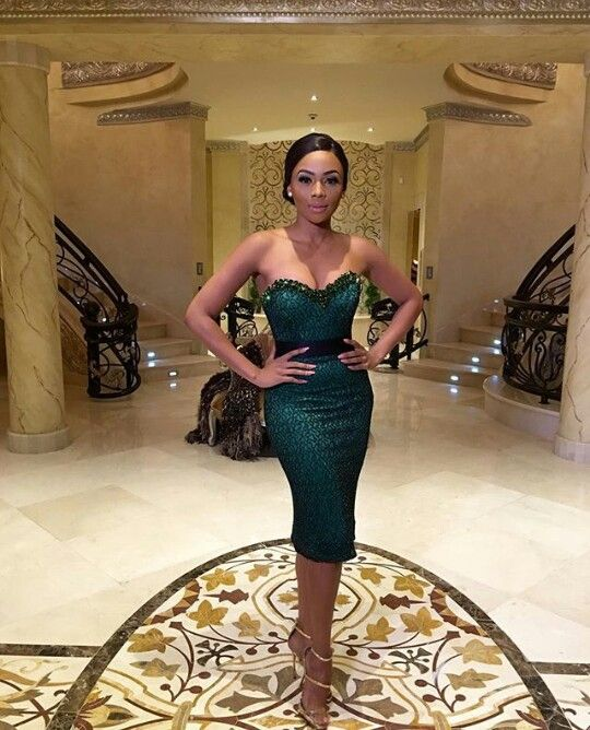 Bonang Matheba SAs Finest Pinterest Queens